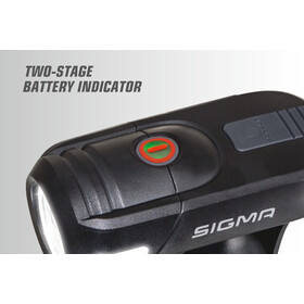 SIGMA SPORT Aura 45/Nugget II USB Beleuchtungsset StVZO